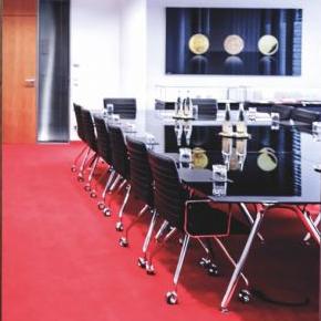 Meetingraum Global Gold AG HQ